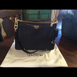 Coach Dreamer Shoulder Bag!